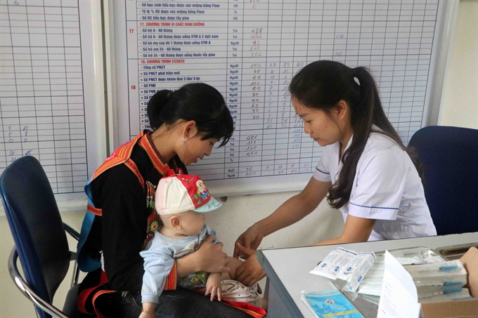 Raising awareness on grassroots healthcare for ethnic minority people in Lai Châu