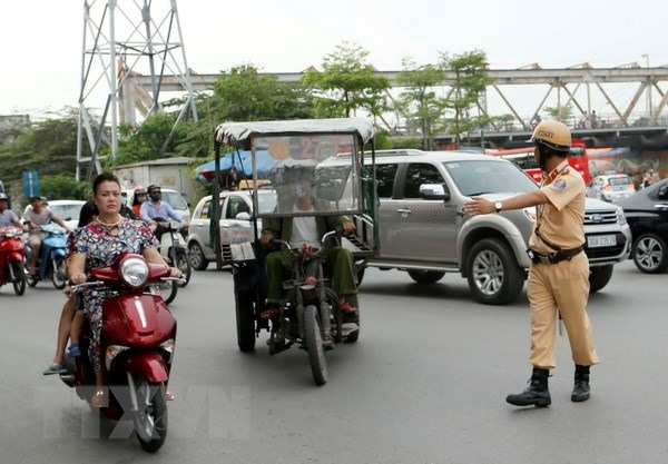 Hà Nội issues plan to ensure traffic safety in 2019