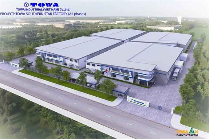 Vĩnh Long Province gets hi-tech factory