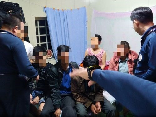 Some of the 152 missing Vietnamese tourists in Taiwan found