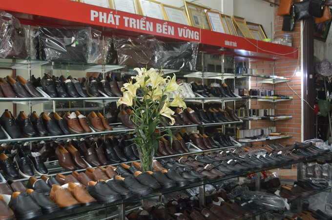 Leather footwear sector needs supporting industry
