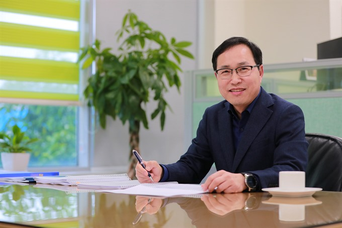 Samsung Việt Nam names new general director