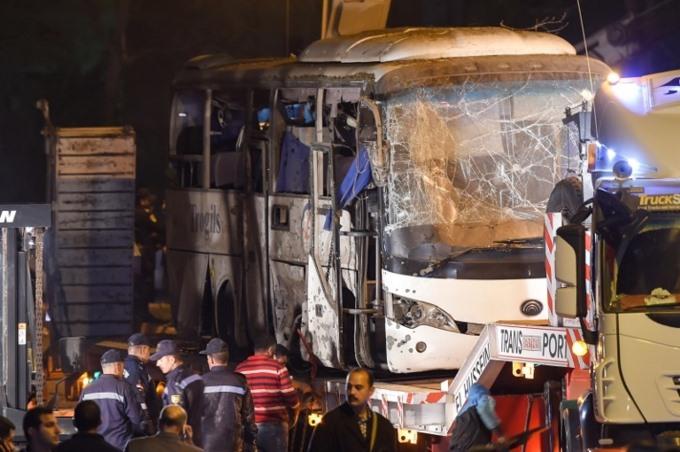 Việt Nam comdemns terrorist bombing in Cairo