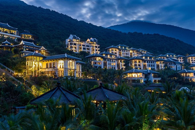 InterContinental Danang named Worlds Leading Green Resort