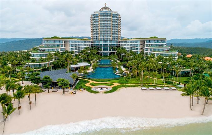 InterContinental Phu Quoc Long Beach Resort honoured at World Travel Awards 2018