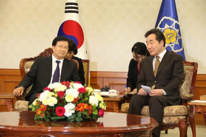 Việt Nam RoK seek ways to intensify mutual trust