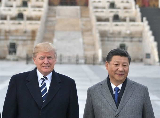 Trump wants talks with Putin Xi to end uncontrollable arms race