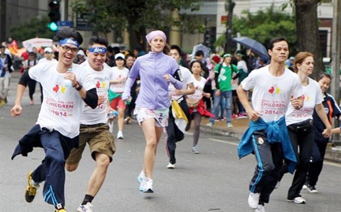 Run for Children raises 47000 for disadvantaged children