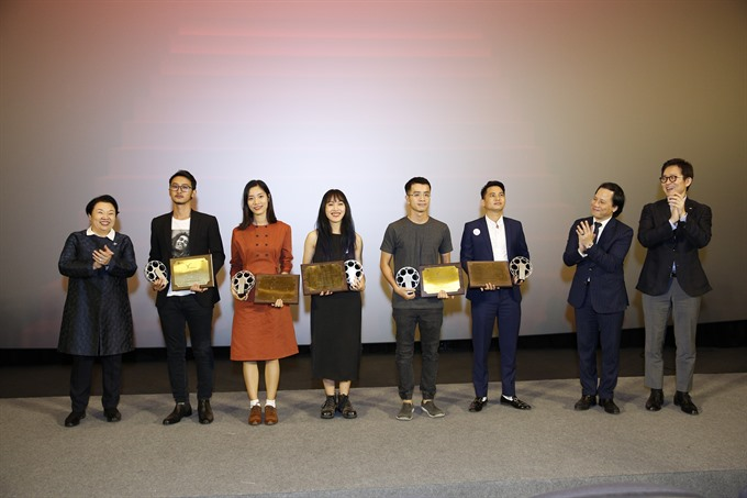 Top short film contest sees four winners