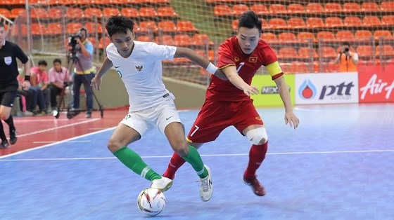 Việt Nam gets first point in U20 futsal Asia Champ
