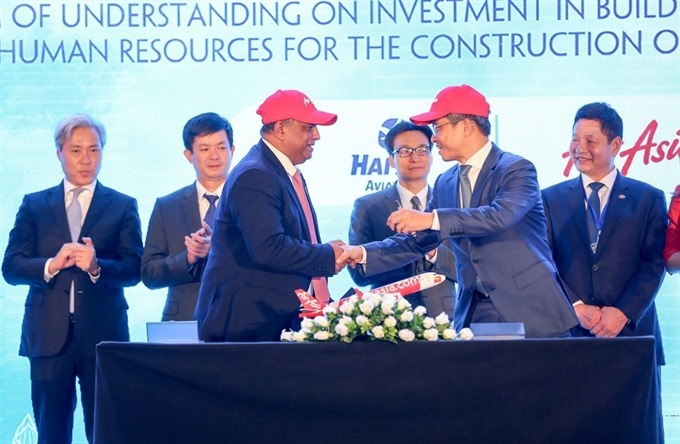 AirAsia to launch low-cost airline in VN
