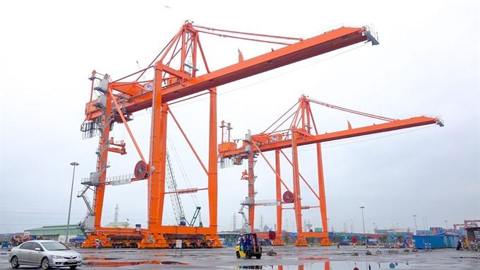 Global integration key to logistics development