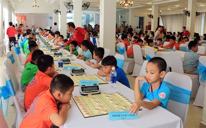 Young masters to compete at Việt Nams Asian Xiangqi tourney