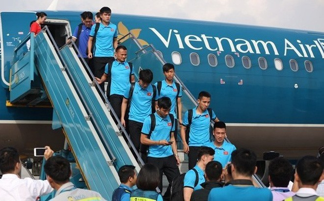 Việt Nam move to Malaysia for AFF final