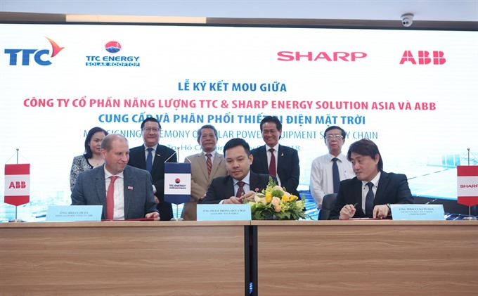 VN needs to embrace solar power quickly: conference