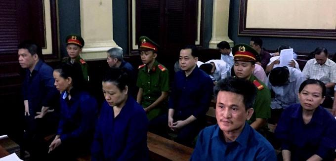 Prosecutors demand life sentence for former Đông Á Bank chief