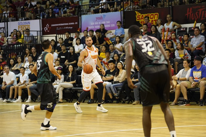 Saigon Heat beat Malaysia Westports Dragons at ABL