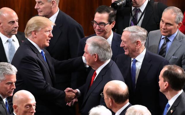 Trump Democrats head toward immigration showdown