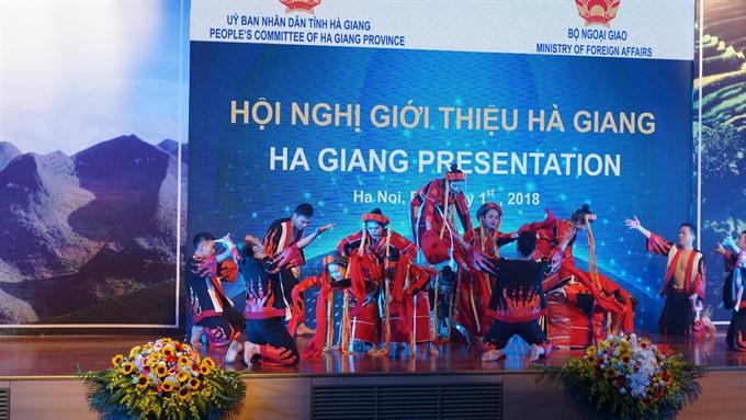 Hà Giang set to greet the world