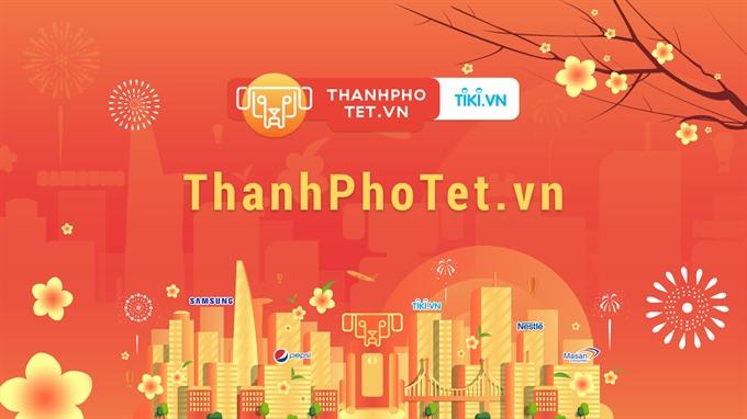 Thành Phố Tết makes Tết shopping cheaper