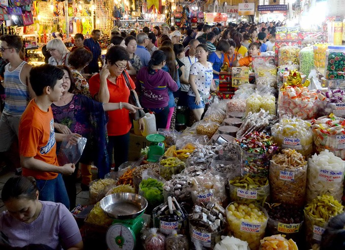 VN confectionery products hold their own against foreign rivals
