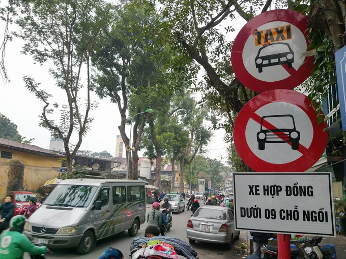 Hailstorm ahead for ride-hailing services in Vietnam