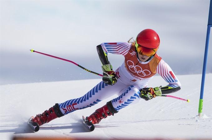 American Shiffrin makes PyeongChang debut while German duo get pairs figure skating gold