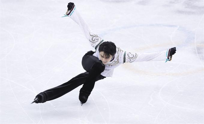 History for Hanyu as snowboarders ski shock stuns Olympics