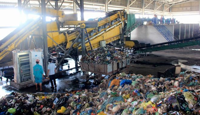 ADB Chinese firm sign clean waste-to-energy agreement