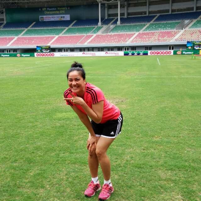 Trinh to referee intl football cup in Portugal