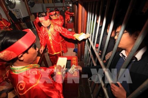 Cameras to monitor violations during Trần Temple festival