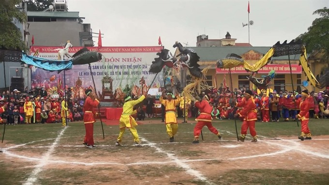 Mountain God festival becomes national heritage
