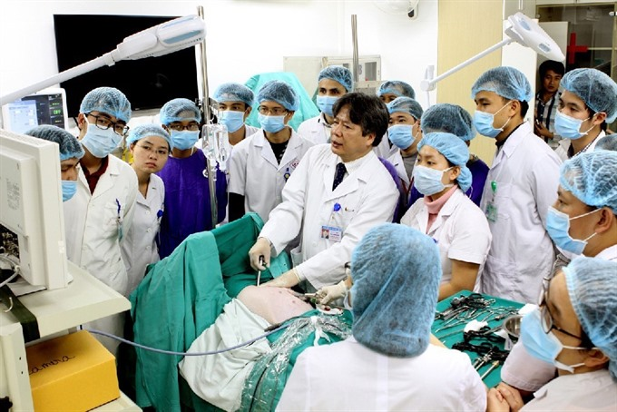 President extends greetings to doctors on Vietnamese Doctors Day