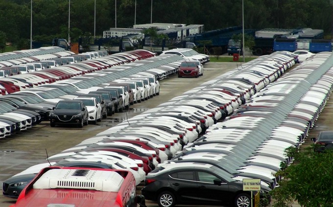 Car companies voice concern over Decree 116