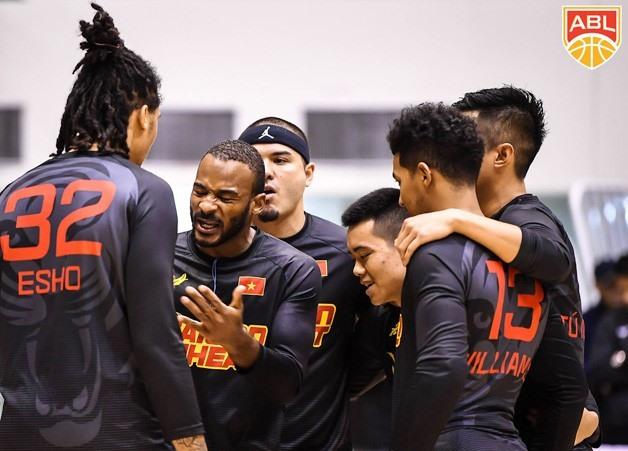 Saigon Heat lose to Singapore Slingers at ABL