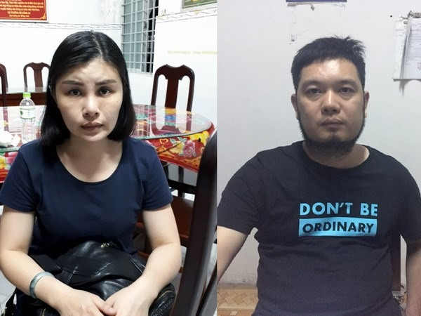Quảng Ninh police arrest 2 wanted Chinese criminals
