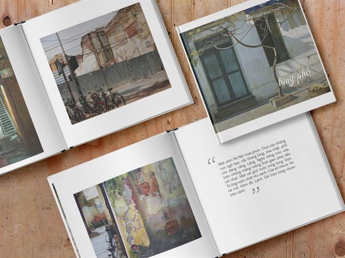 Artbook celebrates Ha Noi