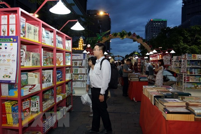 Book fair in HCM City to open during Tết holiday