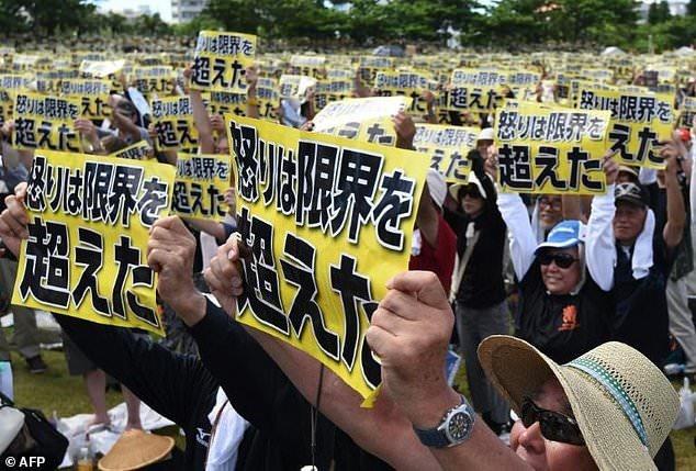 Okinawa vote seen as boosting Japans bid to relocate US base