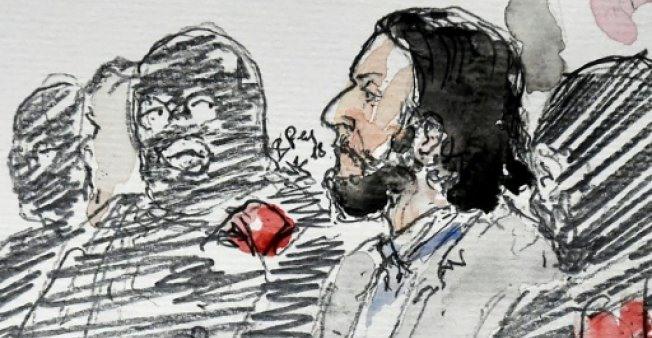 Paris suspect Abdeslam stays away for trial defence