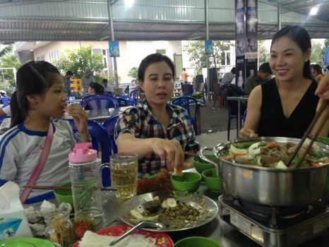 Bò lụi – a Thốt Nốt speciality not to be missed