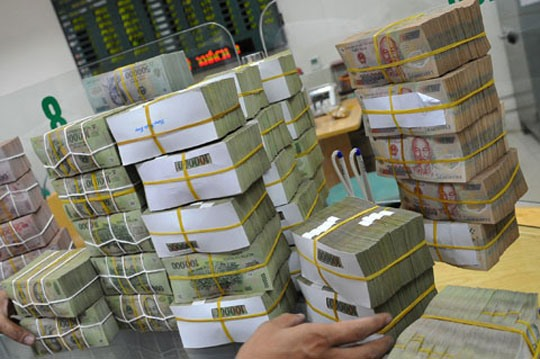 Central bank injects nearly 573mn to support liquidity