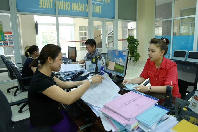 Tax departments collect 4.4b in January