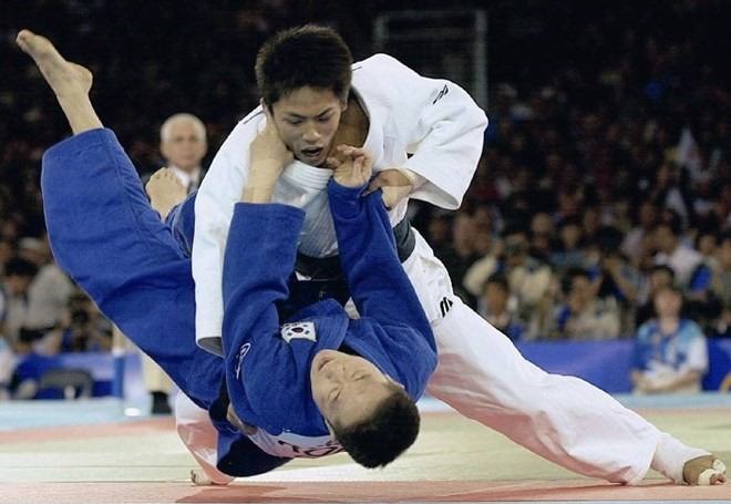 Japanese students to play friendly judo matches in VN