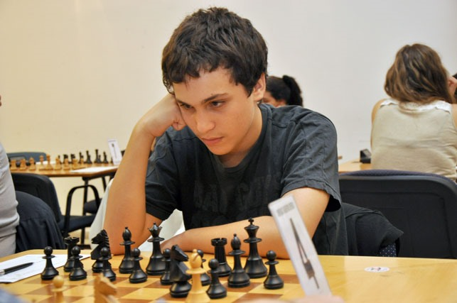Pichot Alan tops Masters category of Intl open chess