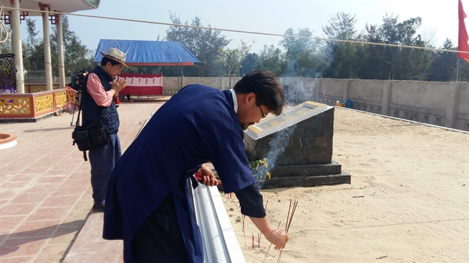50 years after Hà My Village massacre: S.Korean-VN Peace Foundation says sorry
