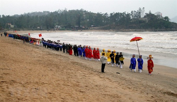 Fish festival brings fortune in Nghệ An