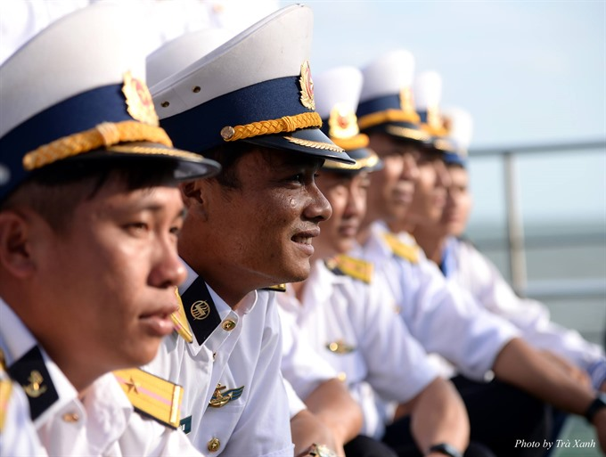 Book reflects astonishing beauty of the Spratlys landscape soldiers people
