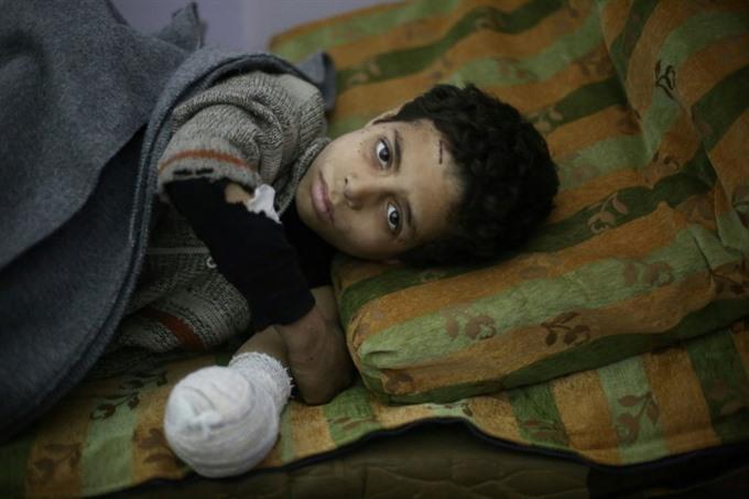 Children increasingly exposed in Syria conflict: UN