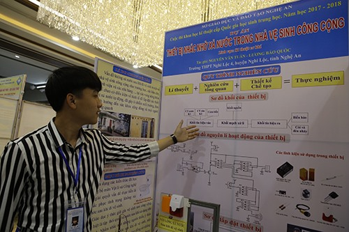 13 projects win 1st prize in national science and technology contest
